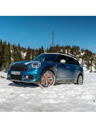 Funda Antideslizante AutoSock 790 Cadenas para la Nieve