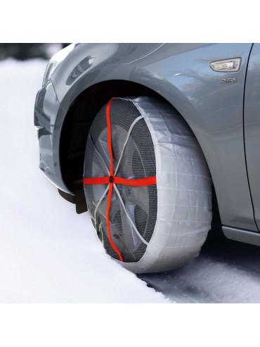 Funda Antideslizante AutoSock 665 Cadenas para la Nieve