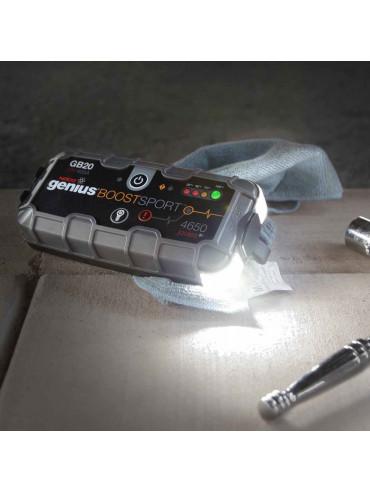 Partidor de Bateria GB20 Boost Sport / NoCo Equipamiento Camionetas