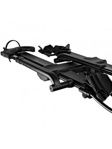 Porta Bicicletas NV Base 2.0 Negro Anonizado / KUAT Porta Bicicletas