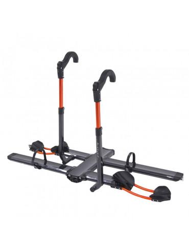 Extensión Portabicicletas NV 2.0 Gray Metallic and Orange / KUAT Porta Bicicletas