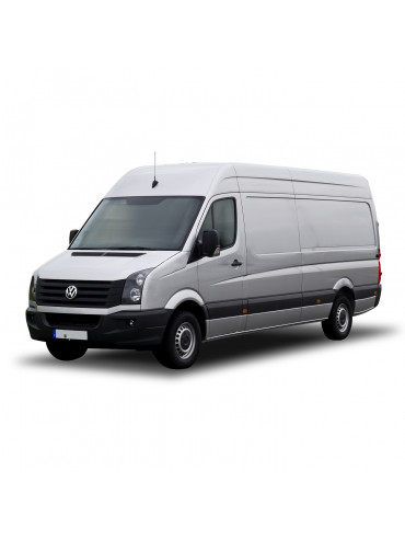 Enganche Americano - VW Crafter Enganches