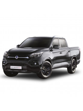 Enganche Americano - SsangYong Grand Musso Enganches