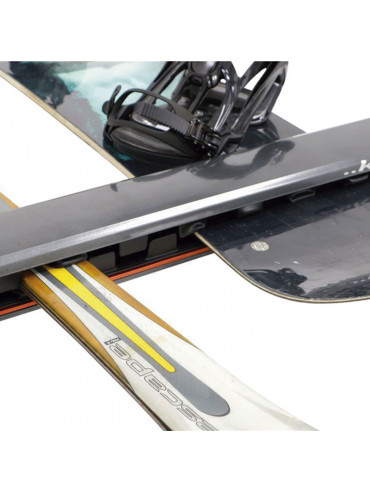 Kuat Grip Ski and Snowboard Carrier 6 Skis - Slide Out Kuat