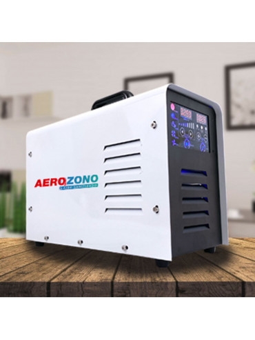 Generador Ozono Dual (aire y agua) - AerOzono Covid-19