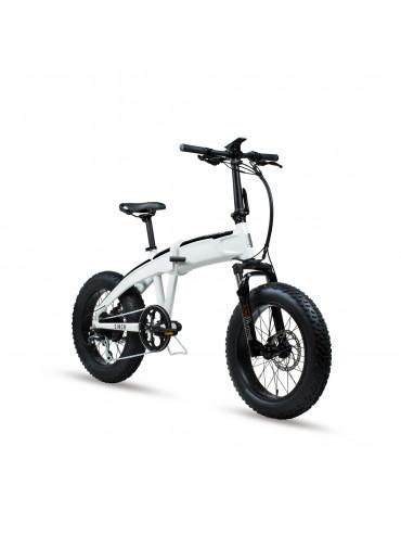 Bicicleta Eléctrica Plegable Sinch White - Aventon Aventon