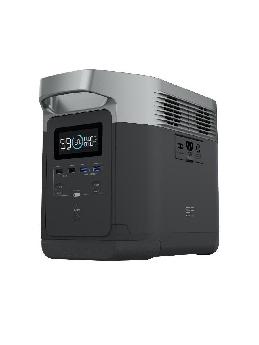 Estación de Energía Portátil DELTA 1300 - Ecoflow Ecoflow