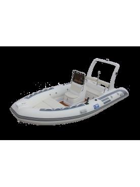 Bote Semirrígido Petrohue 480 Blanco - EZ-BOAT EZ-BOAT