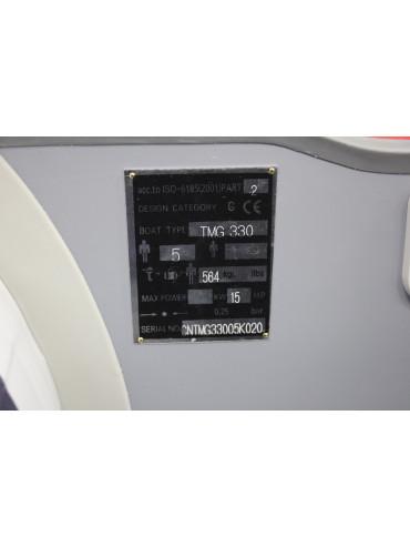 Bote Inflable y Plegable Puelo 330 - EZ-BOAT EZ-BOAT