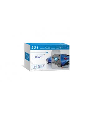 Sistema Antirobo - Igla 231 Antiportonazos