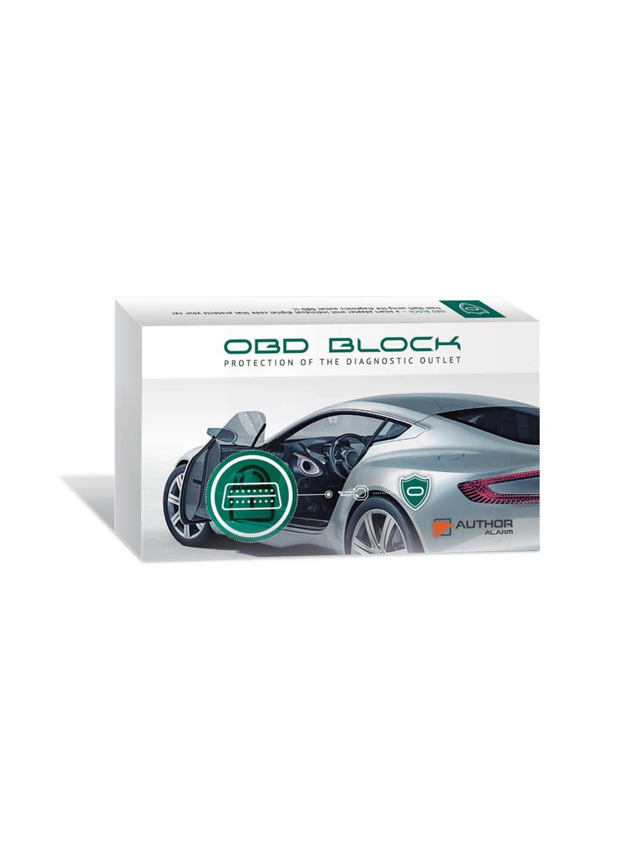 Sistema de Bloqueo de Puerto ODB - Igla OBD Block Antiportonazos